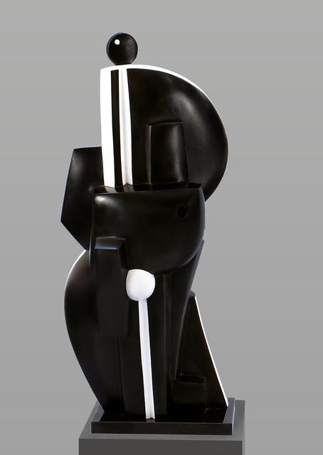 , 'Harlequin 小丑,' 2002, Galerie Dumonteil