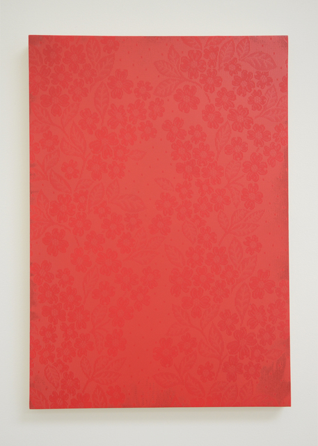 , 'Floral no. 21,' 2015, Roberts Projects