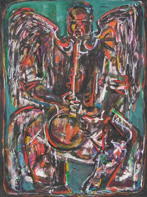 , 'The Musician is an Angel,' 1997, Greenhut Galleries