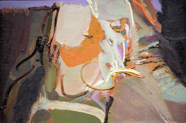, 'Untitled,' 1961, Canadian Art Group