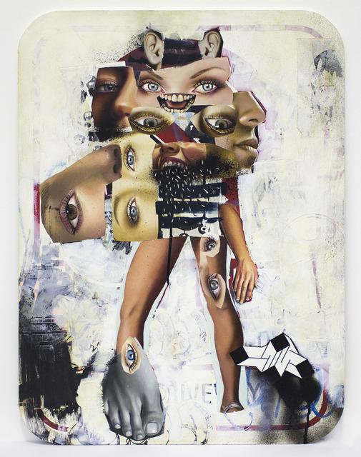 , '/W,' 2015, SMAC ART GALLERY