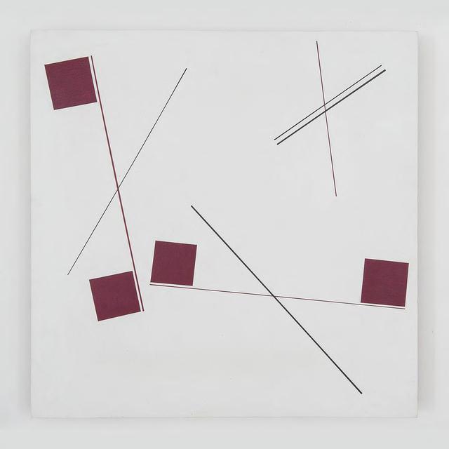 , 'Untitled,' 1954-1956, Galeria Luisa Strina