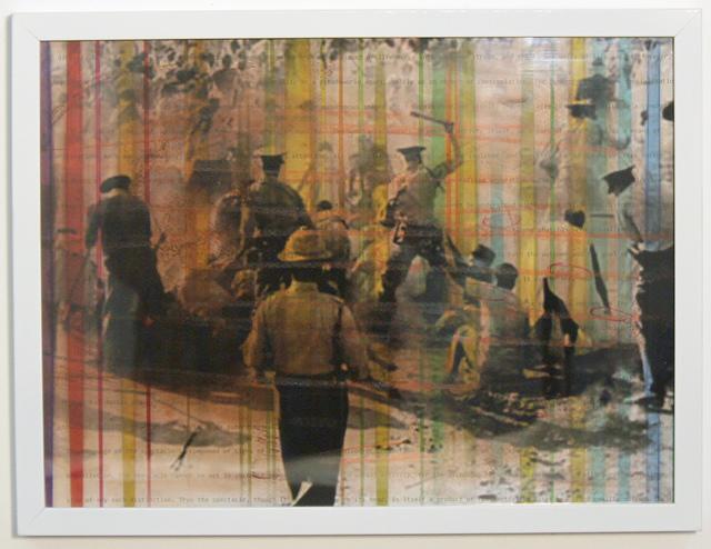 Raphael Zollinger, 'Detached Images, IV', 2011, Rush Philanthropic Arts Foundation Benefit Auction