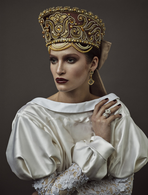 Mariano Vivanco, 'Russian Hat V', 2012, Bernheimer Fine Art