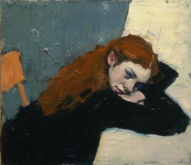 , 'Schoolgirl,' 2017, Nikola Rukaj Gallery
