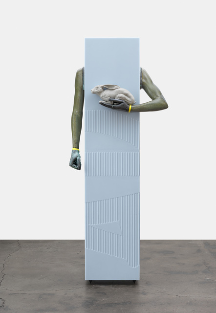 , 'Votive: Hare,' 2016, Tanya Leighton