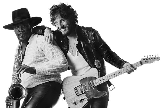 , 'Bruce Springsteen and Clarence Clemons: Born to Run Cover Variation,' 1975, Snap Galleries