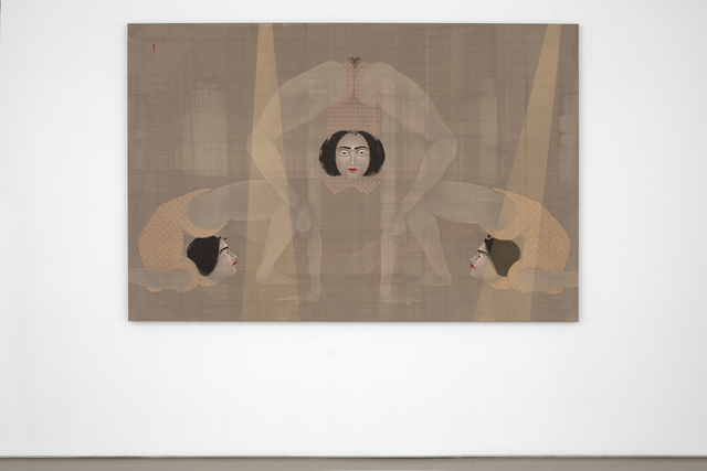 Hayv Kahraman, 'Not Quite Human 1', 2019, Jack Shainman Gallery