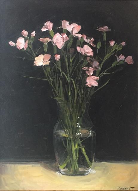 , 'Pink Carnations,' 2016, Grenning Gallery