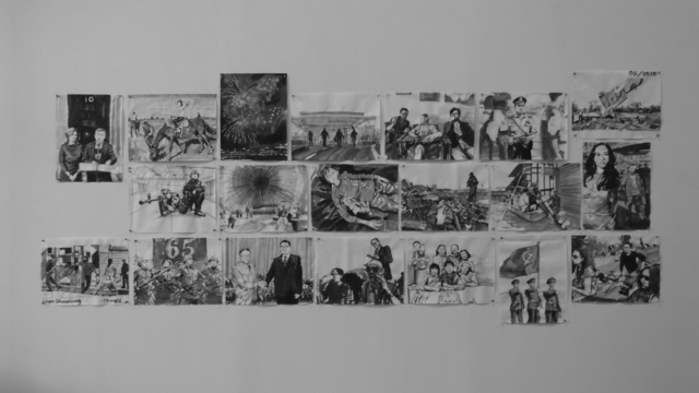 , 'Documents 201005,' 2010, Pékin Fine Arts