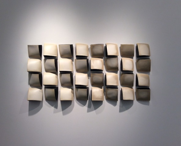 Maren Kloppmann, 'Wall Pillow Field I', 2015, Hostler Burrows