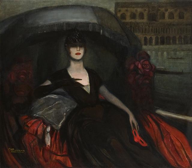 , 'Lady Michelham,' 1920, Antonacci Lapiccirella Fine Art