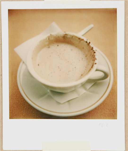 , 'Untitled (Cappucino),' 1976, Sragow Gallery