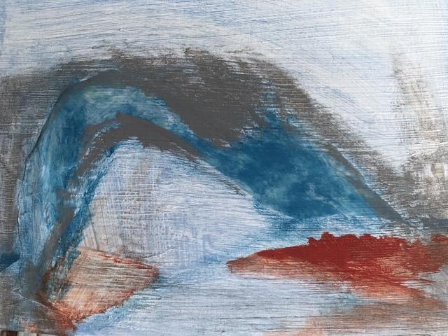Beth Barry, 'Seawall 4', 2019, Carter Burden Gallery