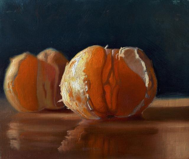Scott Kiche, 'Opened Orange', 2019, Wally Workman Gallery