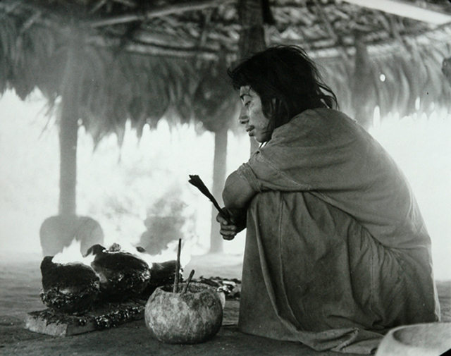 , 'Lacandon Cooking, Chiapas,' ca. 1954, Charles Isaacs Photographs, Inc