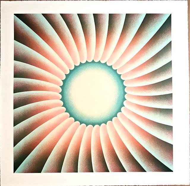 , 'Through the Flower,' 1991, Alpha 137 Gallery