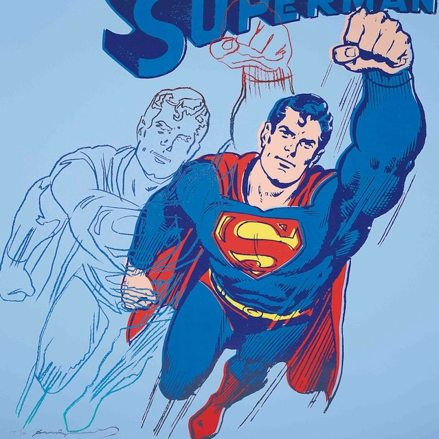 , 'Superman T.P. (from Myths),' , David Benrimon Fine Art