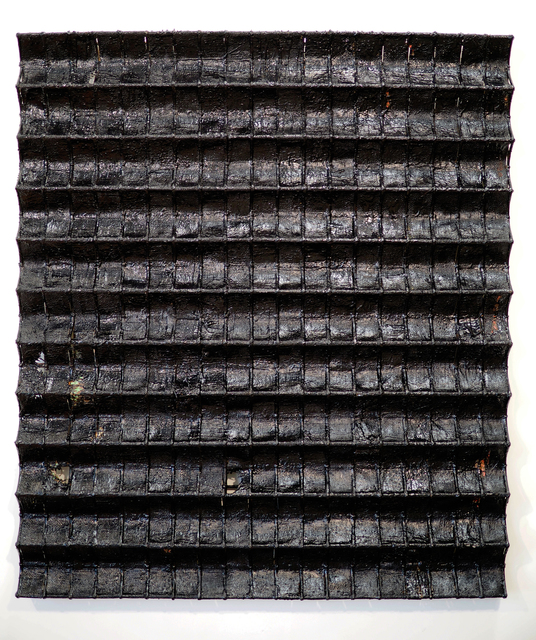 , 'Black Waves,' 2016, Tang Contemporary Art