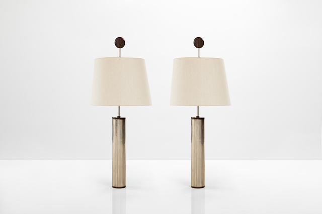 , 'Pair of table lamps,' 1965, Side Gallery