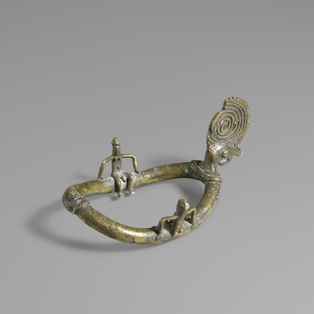 Unknown, Bwa, 'Anklet', 20th Century, Wright