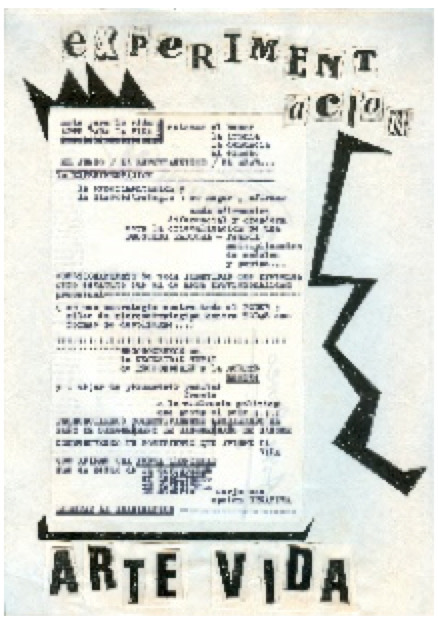 , 'Arte-Vida,' 1989, Herlitzka + Faria