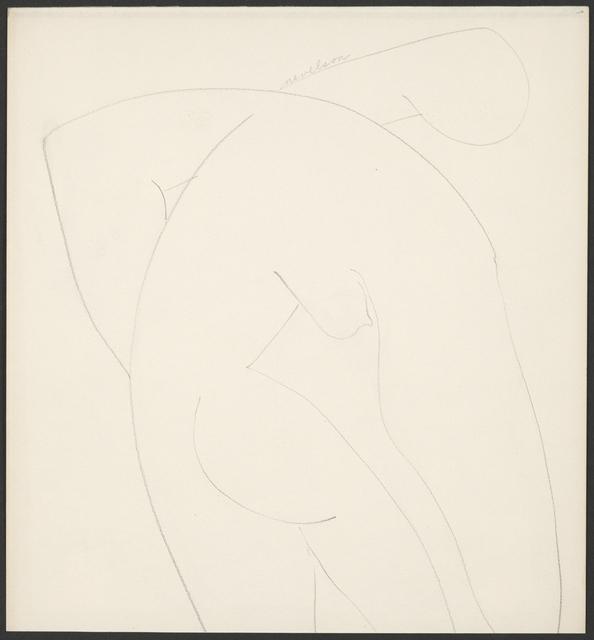 , 'Nude,' 1935, Caviar20