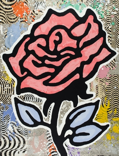 , 'The Red Rose,' 2015, michael lisi / contemporary art
