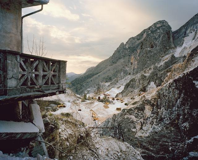, 'Carrara 635,' 2010, Robert Mann Gallery