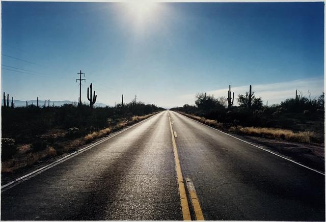 , 'Road to Gunsight, Highway 86,' , Bleach Box