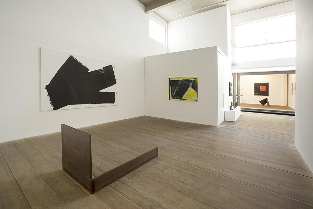 Amilcar de Castro Exhibition at Galeria Marilia Razuk - Sao Paulo, 2016