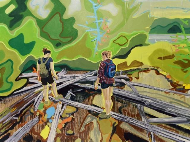 , 'Border Crossings,' 2017, Bau-Xi Gallery