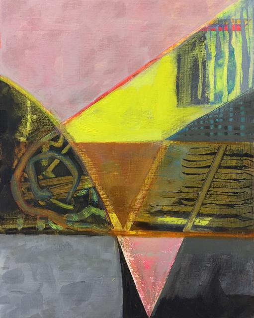 , 'Crystal 1 Prismatic,' 2018, John Davis Gallery