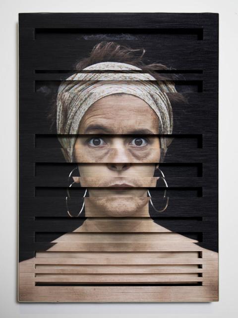 , 'Madre e Hija. Retratos Extendidos,' 2016, Terreno Baldío