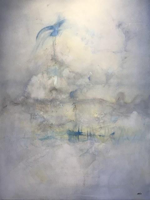 , 'Despertar Azúl,' 2017, ENCANT