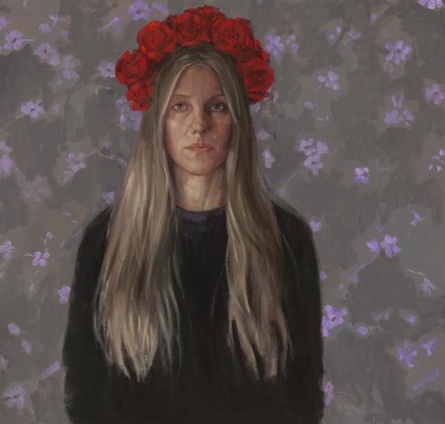 , 'Ode to Frida,' 2017, Gallery at Zhou B Art Center