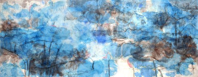 , 'Lotus0728,' 2001, Galerie du Monde