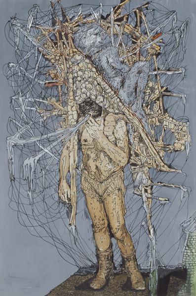 , 'Monkey,' 1990, Zeno X Gallery