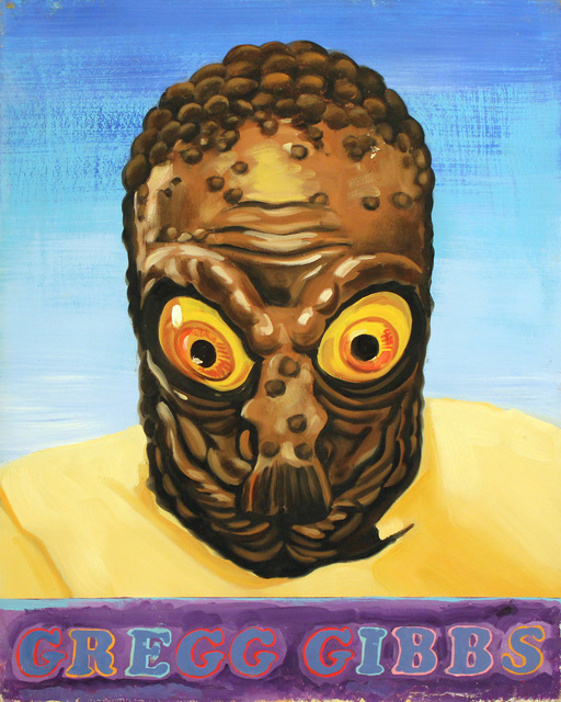 , 'Gregg Gibbs (Monster #1),' 2000, Robert Berman Gallery