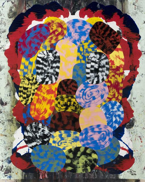 , 'Jerry Bear,' 2017, Zevitas Marcus