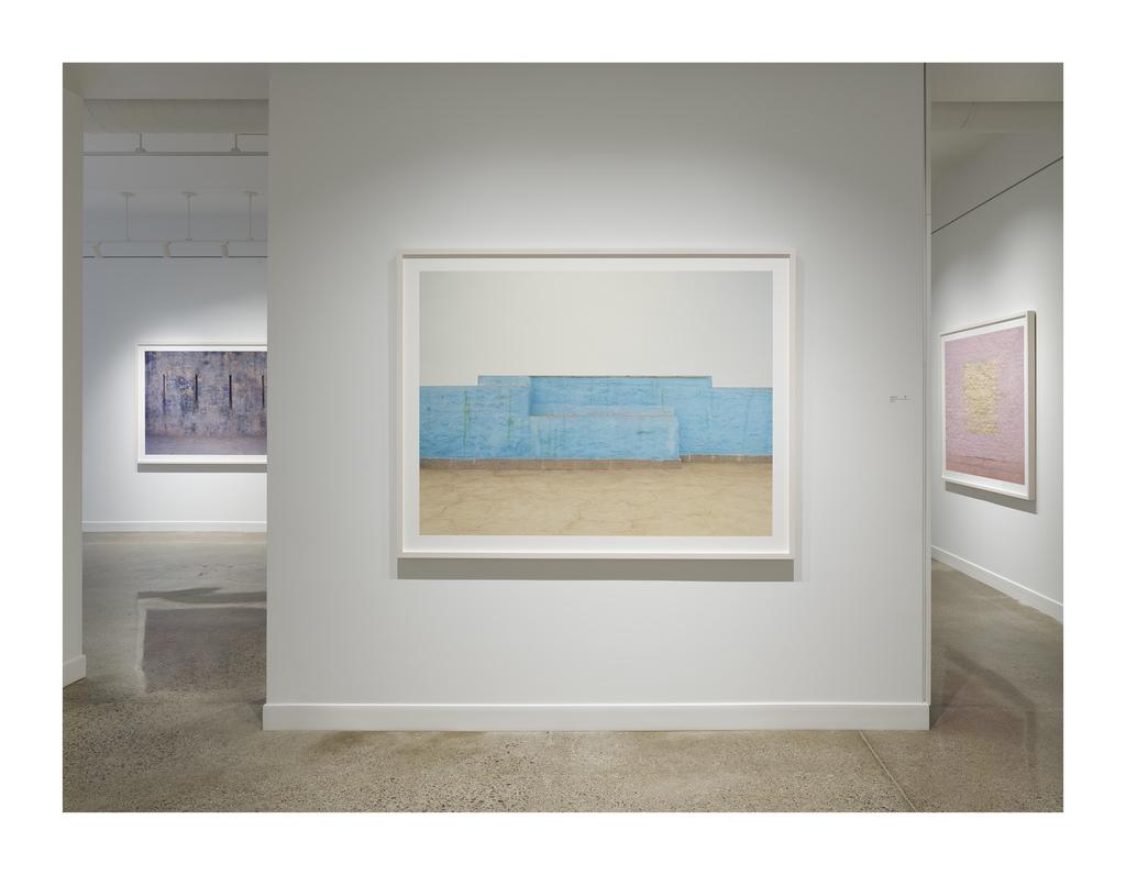 Ljubodrag Andric installation view at Nicholas Metivier Gallery, Toronto.