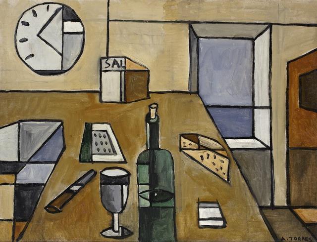 , 'Perspective,' 1958, Cecilia de Torres, Ltd.