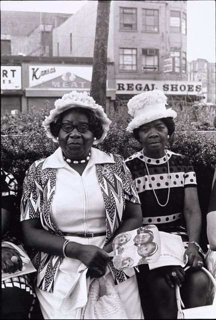 , 'Amen Corner Sisters, New York City, NY,' 1975, Jenkins Johnson Gallery