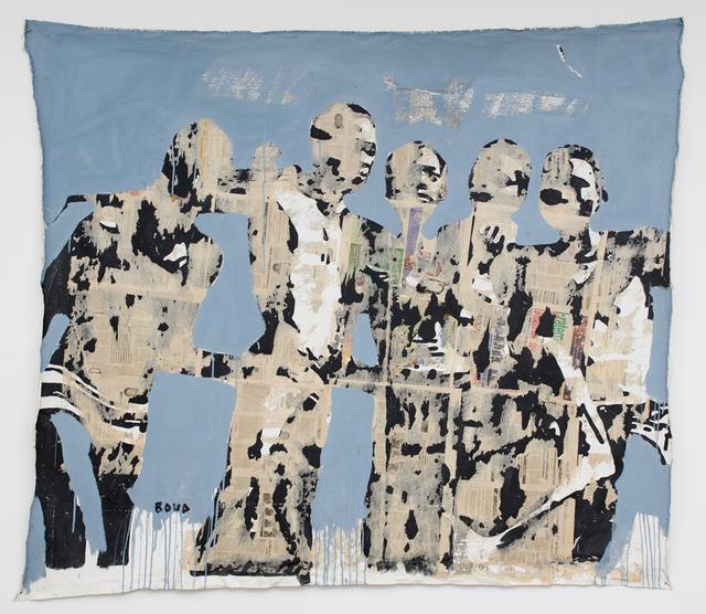 , 'On' ê calé issi viè pèr,' 2017, Jack Bell Gallery