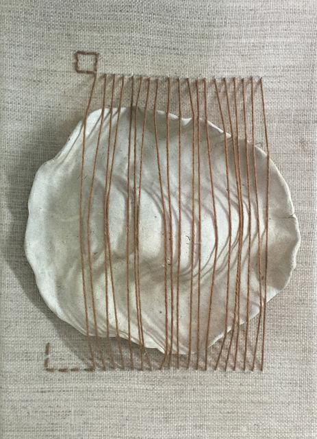 , 'Tender Golden Plate 04,' 2015, Art Vietnam Gallery