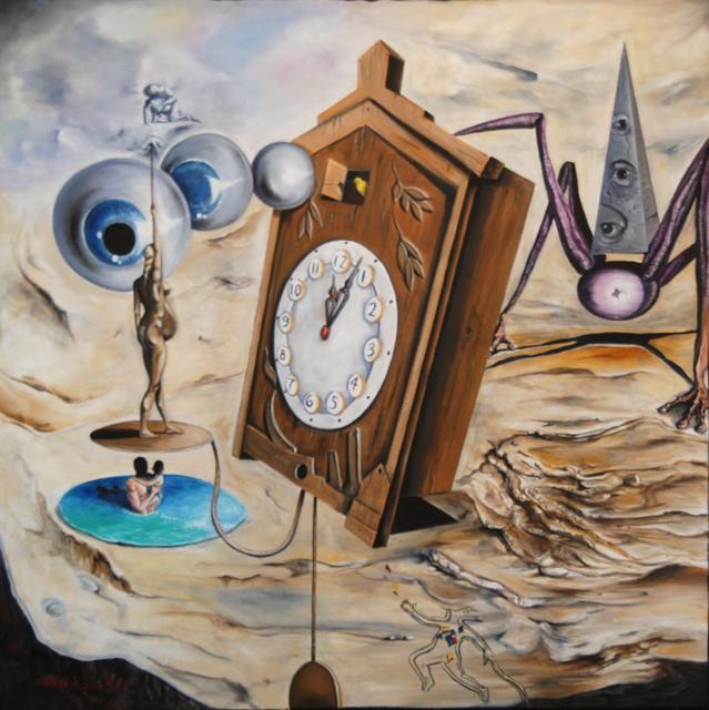 , 'Enigmatic Dream,' 2013, Studio 905 on Juniper