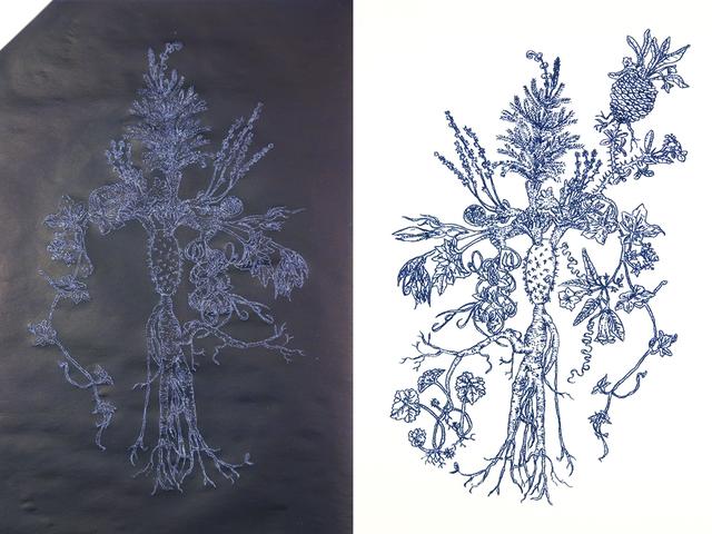 , 'Imitatio perfecta 1,' 2010, Ruiz-Healy Art