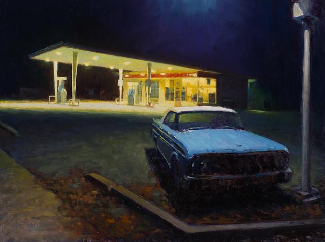 , 'Exxon Ford,' 2017, Grenning Gallery