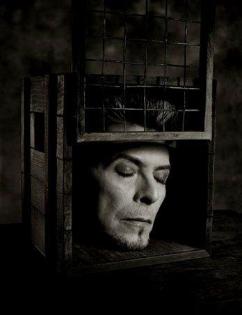 Albert Watson, 'David Bowie,' 1996, Guy Hepner