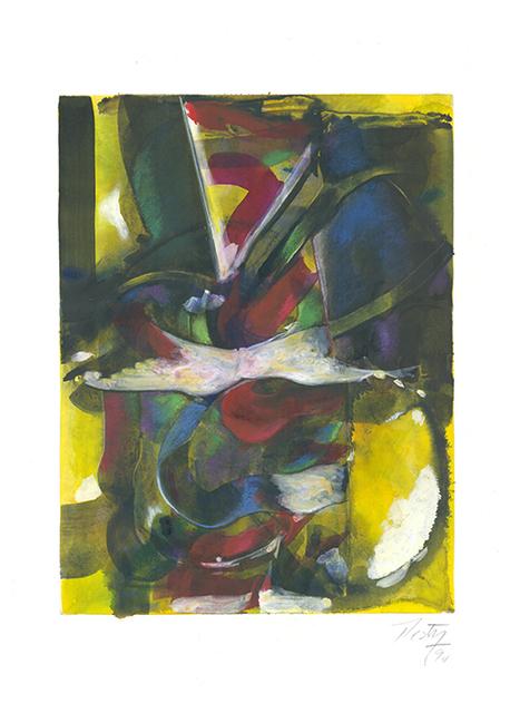 Nestor Santana, 'untitled', 1990, Sylvan Cole Gallery